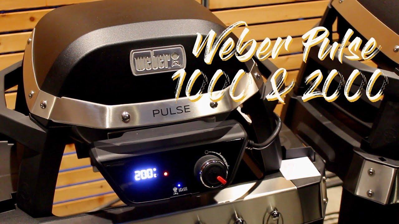 Weber Elektrogrill Pulse Preisvergleich : Weber pulse und weber pulse das grill und bbq erklär