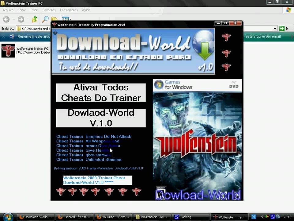 Wolfenstein 2009 game free download ocean of games.