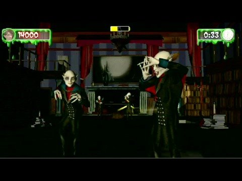 Goosebumps HorrorLand Video Game: Official Trailer