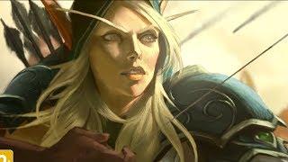 «Лики войны» Сильвана. Короткометражка «World Of Warcraft»