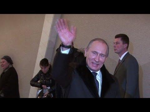 Putin: Russia's strongman faces era of uncertainty