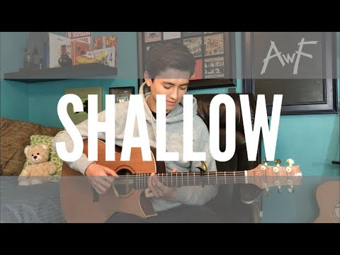 Shallow - Lady Gaga, Bradley Cooper - (A Star Is Born) Cover (fingerstyle guitar)