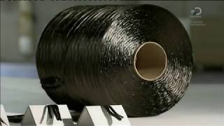 Углеродное волокно - Из чего это сделано. Discovery channel