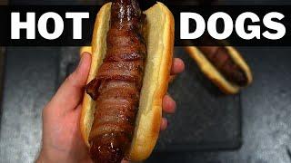 Hot Dogs Caseros   La Capital