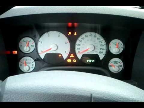 2008 Dodge Ram Cummins Electrical Issues