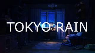 SLEEP | TOKYO RAIN | LO-FI MIX