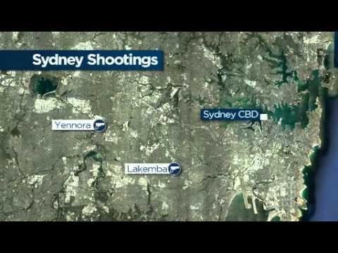 Shooting concerns Sydney residents