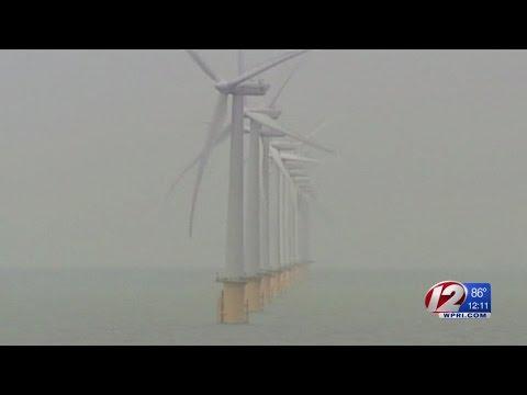 Deepwater Wind Pumps up Publicity