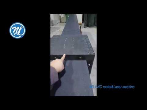 Granite precision test