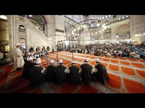 'Camiler ve Din Görevlileri Haftası'