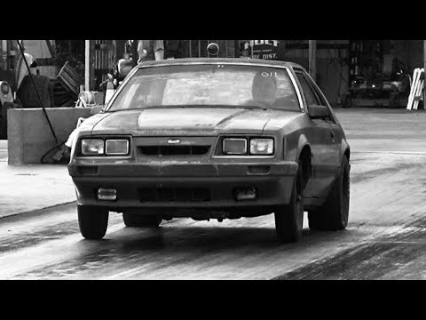 1986 5.0 Mustang GT pt.12 Budget Fox Body Drag Car