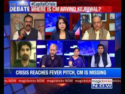 Delhi health crisis: Who is responsible – The Urban Debate