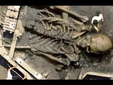 "Giant ""Human"" Skeletons Mass Illuminati Cover-Up [Full Documentary] 2015"