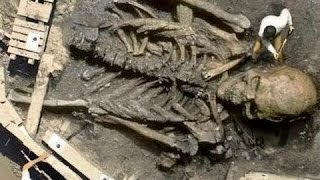 "Giant ""Human"" Skeletons Mass Illuminati Cover-Up [Full Documentary] 2015"