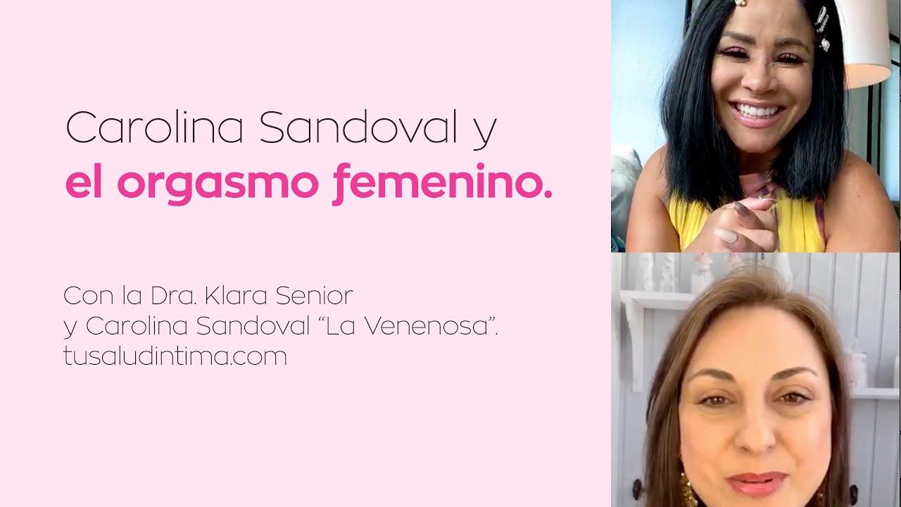 El primero de Carolina Sandoval con la Dra. Klara Senior