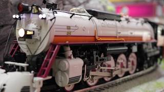 Lionel #6-84067 Milwaukee Road #260 Legacy S-3 With Bluetooth BTO