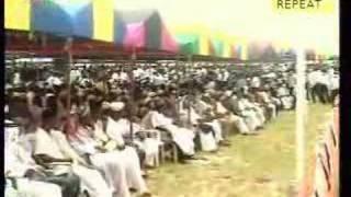Ahmadiyya Khalifa in 78th Annual Convention of Ghana 2 of 4