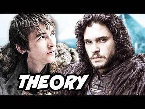 Game Of Thrones Season 6 Bran Stark Time Travel Theory