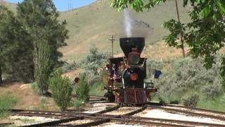 Vintage Steam and Steel at the Nevada State Railroad Museum