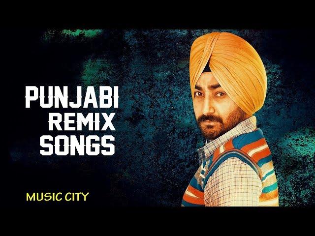 Punjabi Mashup 2018 | Punjabi DJ Remix songs 2018 | Non Stop Bhangra Remix Songs 2018