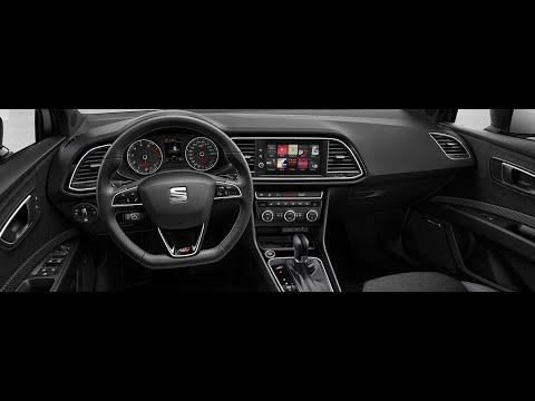 rese u00f1a interior seat leon cupra 2017 parte 1 youtube