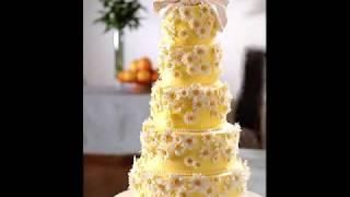 Свадебные торты от Катерины Агроник, Москва. Как это начиналось...