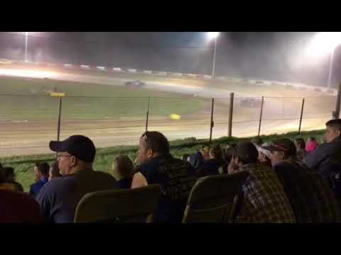 5-5-18  SHADYHILL SPEEDWAY, IN   STOCK CAR - FEATURE