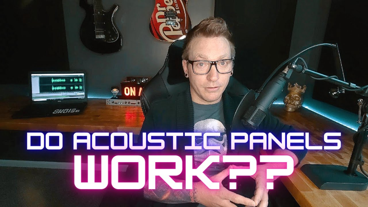 Do Acoustic Panels Work?