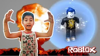Wreck The Whole City With ROBLOX