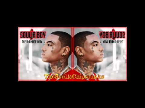 Soulja Boy Ft. Trey Songz - Hey Cutie  [Chipmunks Versio]