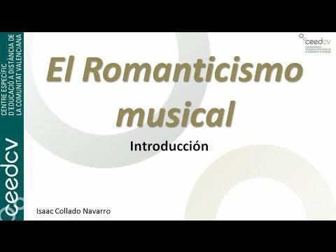 Introducción al Romanticismo musical