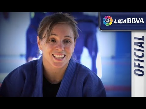 Entrevista a Sugoi Uriarte y Laura Gómez , judokas olímpicos - HD Copa del Rey