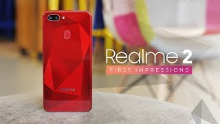 Realme 2 First Impression: A Worthy Upgrade?