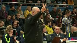 Топ-моменти матчу Україна - Іспанія   ЄвроБаскет-2019