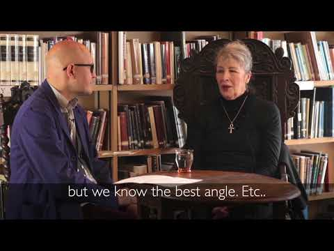 Museum of Witchcraft's Simon Costin interviews Maxine Sanders