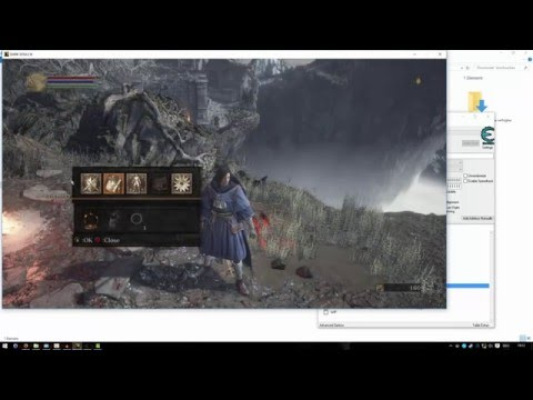 Dark Souls 3 - CE table tutorial - upgrade and infuse weapon