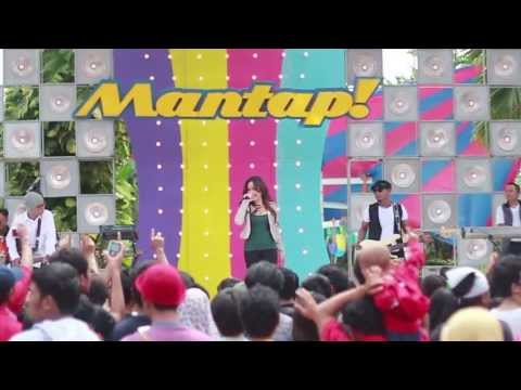 Amanda Choes - Jangan Kau Pergi Live @mantap ANTV The Jungle Bogor