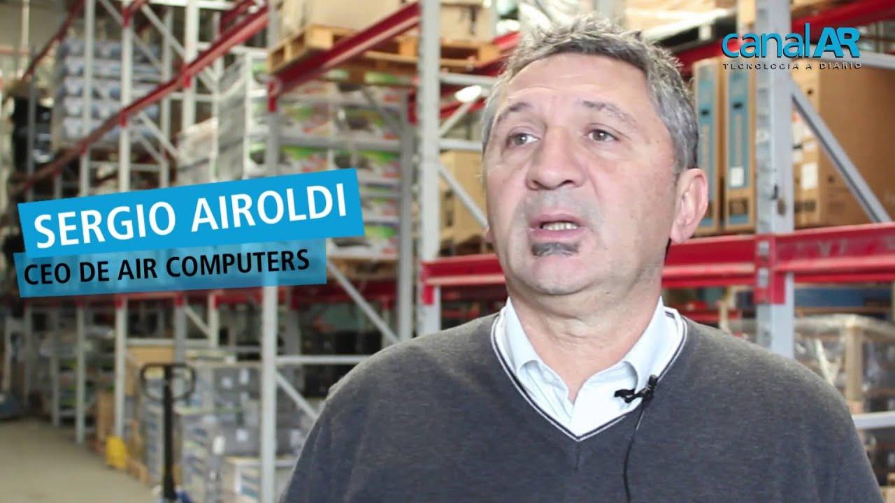 "Sergio Airoldi: ""Se terminó la siesta"" - YouTube"