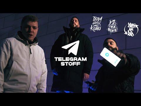 KING KHALIL x STACKS102 x KARAZ - TELEGRAM STOFF (Official Music Video)