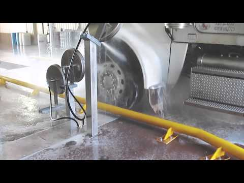 Undercarriage Wash Video Hydro-Chem Systems