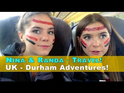 Durham Adventures- Nina and Randa (vlog 2)