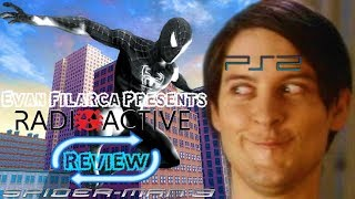 Radioactive Review - Spider-Man 3 (PS2): The Movie Game - A Diamond in the Rough?