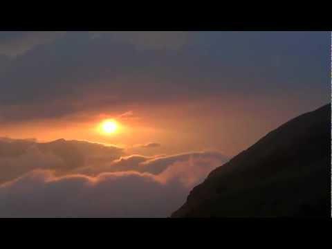 Sunset at Velliangiri