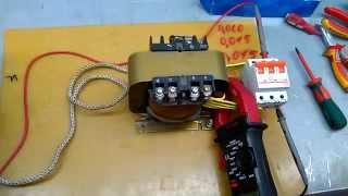 Испытания автоматического выключателя(Угар минимализма., 2015-10-28T11:22:26.000Z)