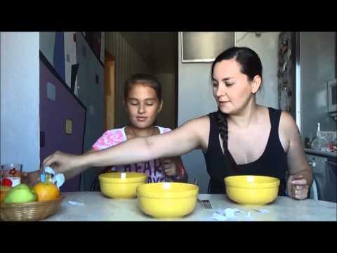 Smoothie challenge/Смузи челендж