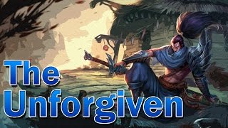 ? The Unforgiven (Yasuo/Riven Lore)
