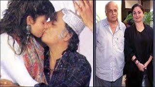 पूजा और महेश भट्ट की Lip-Lock फोटो ने मचाई सनसनी…! | Pooja Bhatt Controversial Photoshoot