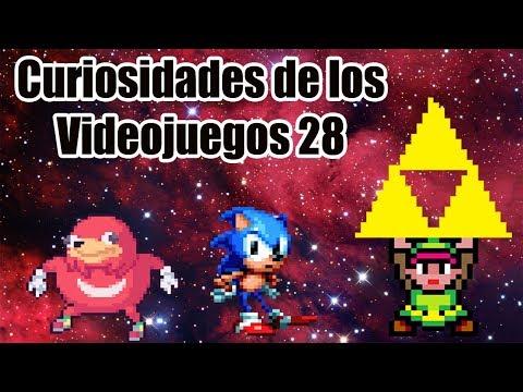 15 Curiosidades de los Videojuegos Parte 28