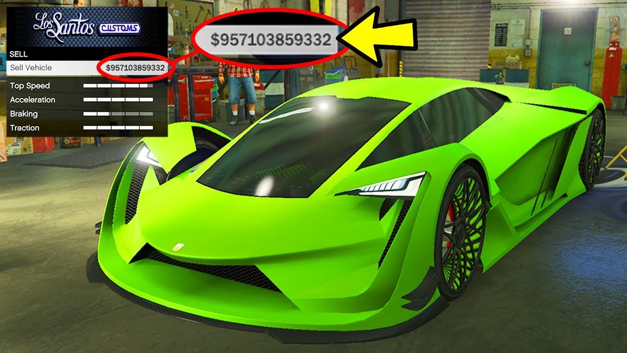 gta online best car to sell reddit