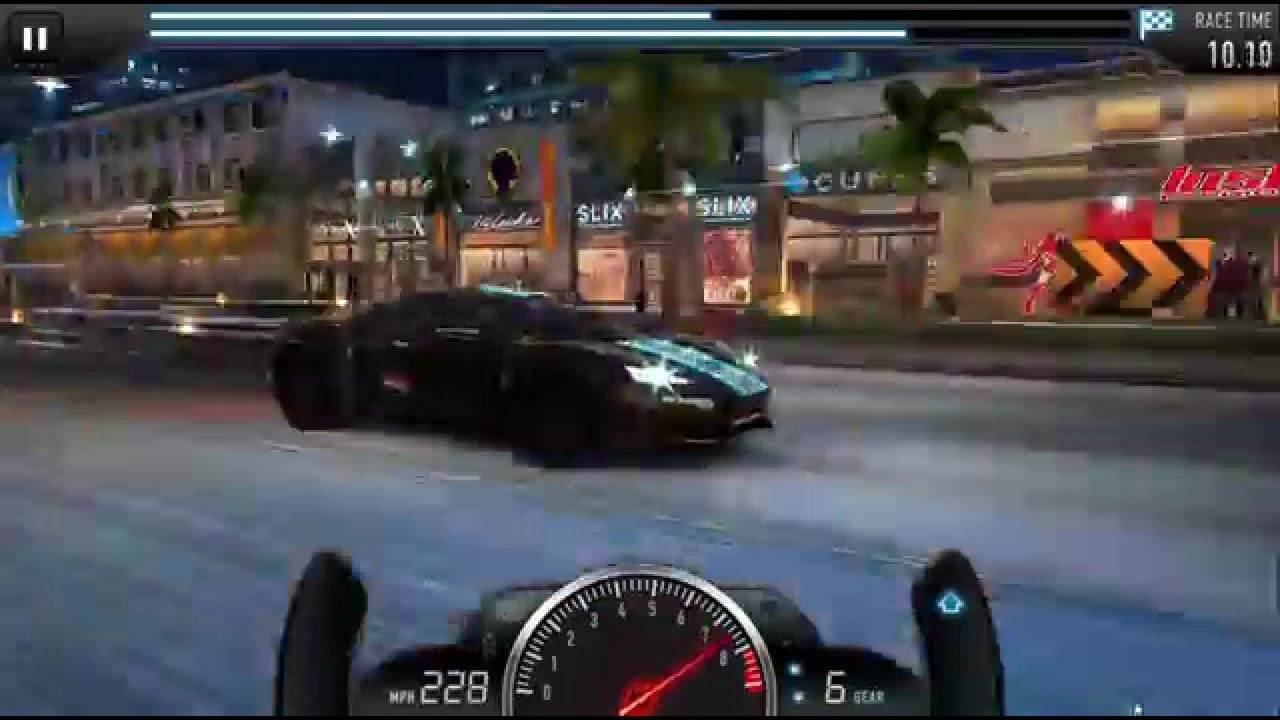 CSR Racing Top Speed Runs: W Motors Lykan HyperSport